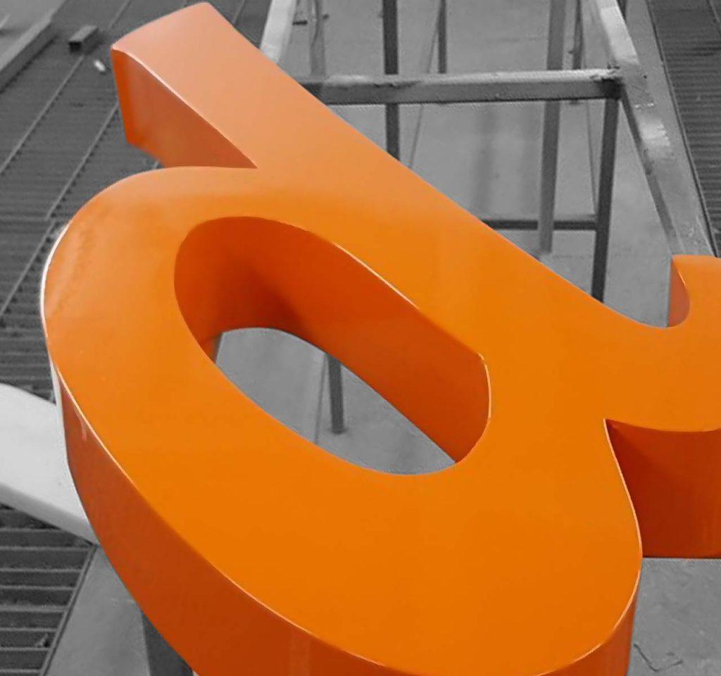 Vector Design Print - Illuminated Signs Indoor - 3D Signs